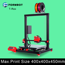 Big area Size 400x400x450mm 2016 Upgraded Quality High Precision Reprap Prusa i3 DIY 3D Printer kit