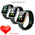 A9 iwo smart watch heart rate monitor for apple watch iwo smartwatch reloj inteligente apple smart