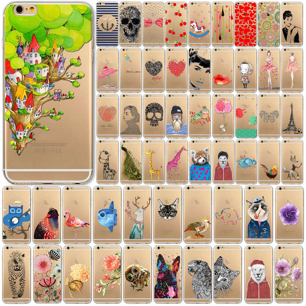 Free Shipping Soft Rubber Silicone Gel Tpu Phone Skin Cover Case for iPhone 4 4S whd1284 1-22(China (Mainland))