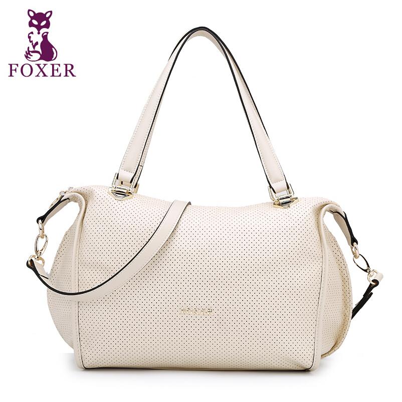 Quality genuine leather women bag famous brands Hollow elegant and fashionable beige  women handbags Shoulder messenger Bags<br><br>Aliexpress