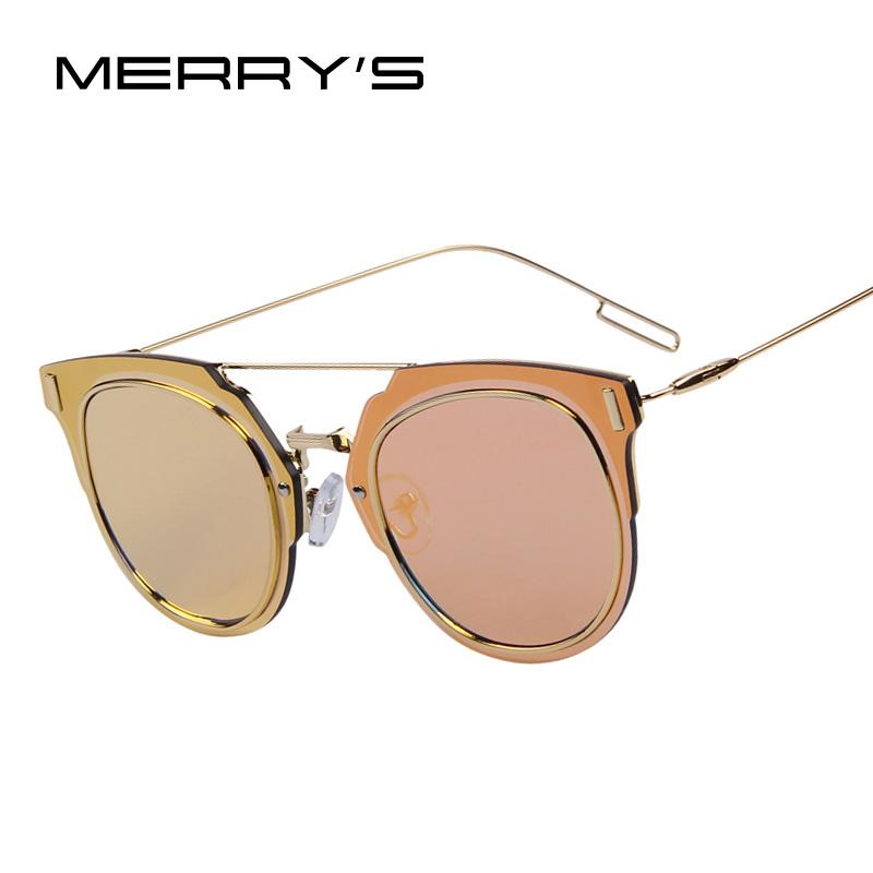 Rimless Cat Eye Glasses : MERRYS Brand Design Women Cat Eye Sunglasses Fashion ...