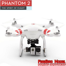 Dji Phantom 2 V3.0 Rc Quadcopter Drone RTF