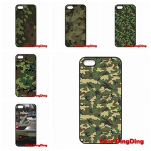 LG G2 G3 Mini G4 G5 Google Nexus 4 5 6 E975 L5II L7II L70 L90 Stylus L65 K10 Army Green Camouflage pattern Cases Hard PC - Phone Ding store