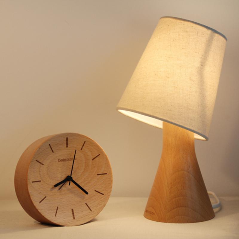 Beladesign Beech Wood Lamp With Brand Bulb Wooden Base Designer Lights<br><br>Aliexpress