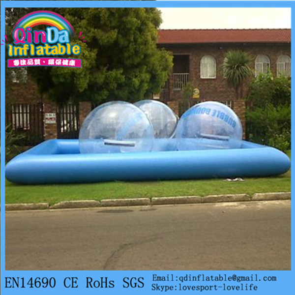 Giant inflatable swimming pools giant inflatable pools for Giant swimming pool
