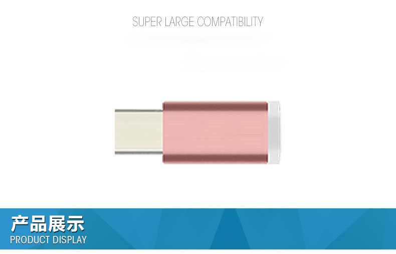 Original Metal Plug USB 3.1Type C Male to Micro USB Female Converter Adapter for Xiao Mi OnePlus2 Nexus 5X 6P USB-C Type-C Cable