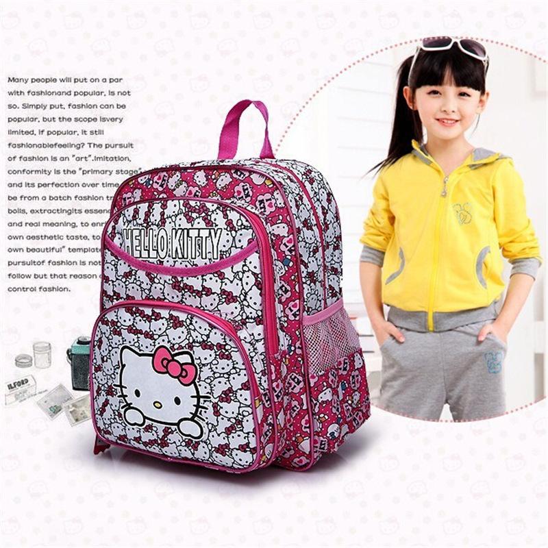 Привет котенок школьный девушки рюкзак ssc1170