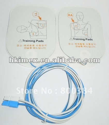 Electrodes for NF1200 iPAD Trainer