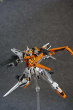 Free shipping /TT gaogao model / HG 1/144 00-04 Kyriotetes Gundam Can deformed Celestial Being /Assembled gundam Robot gunpla