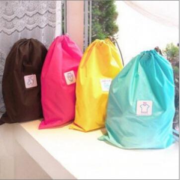 shopping bags Foldable Waterproof Storage travelling Reusable Shopping Tote Bags shopping pouch 3 pcs/lot(China (Mainland))