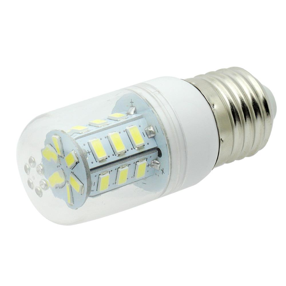 Гаджет  E27 E26 E12  E14 G9 GU10 B22 8W Bright 27-5730 220V led lamps Corn Style Bulbs lighting Light bulbs None Свет и освещение