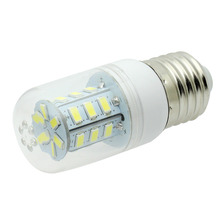 E27 E26 E12  E14 G9 GU10 B22 8W Bright 27-5730 220V led lamps Corn Style Bulbs lighting Light bulbs