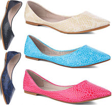 Women flats casual shoes 2015 women shoes flats candy color pointed toe ballet flats flat heel soft sole daily shoes for women(China (Mainland))