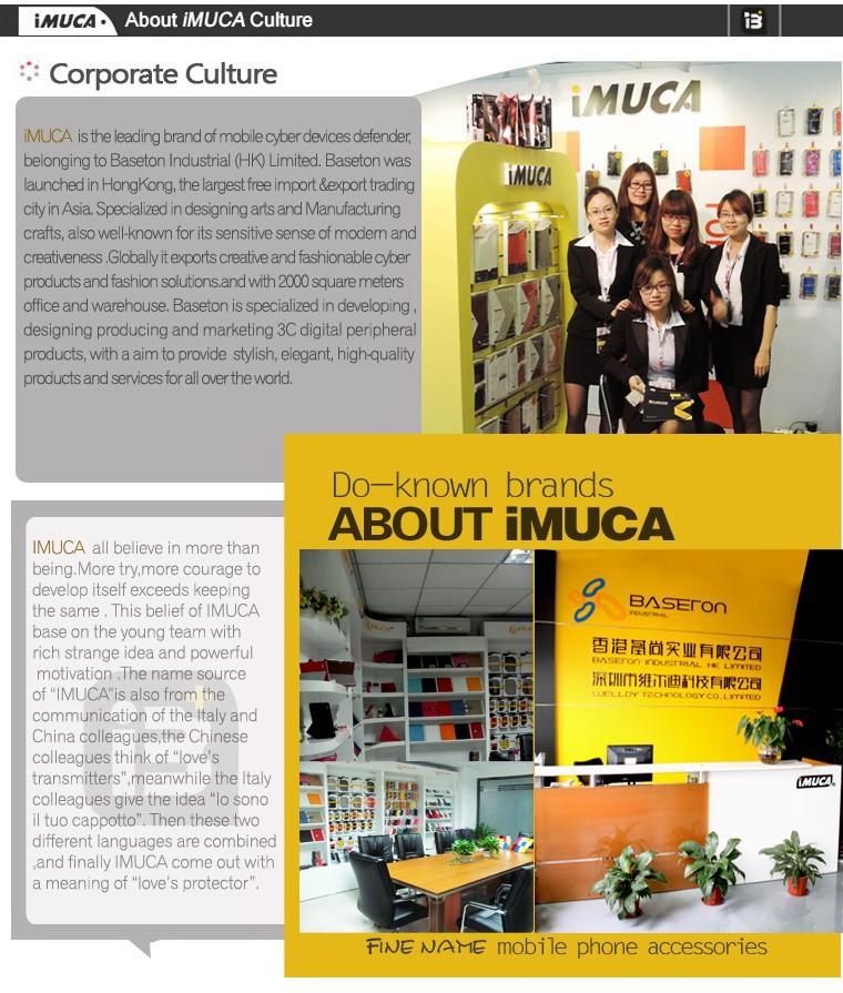 iMUCA CASE