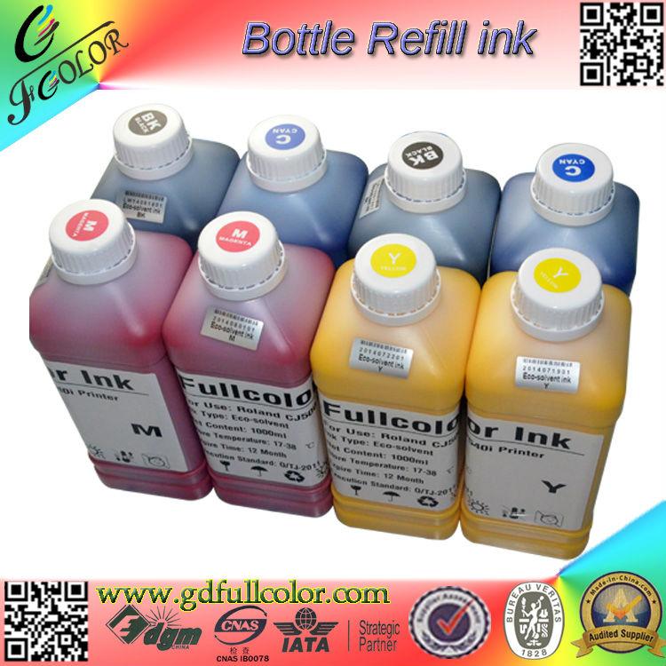 Здесь можно купить  Outdoor Printing Eco Solvent inks for Roland XJ 540 / XJ 640 / XJ-740 Wide Format Printer ink  Компьютер & сеть