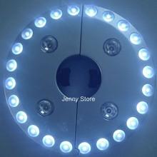 For Patio Outdoor Sunshade Umbrella LED Bright Night Light Cordless Table Mount(China (Mainland))