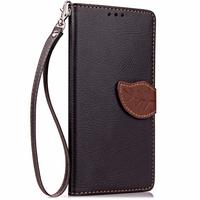 P8 Lite 2017 Carcasa Leaf Clasp Flip Wallet Case For Huawei P8 Lite 2017 Fundas PU Leather Cover P8Lite 2017 Conque Phone Cases