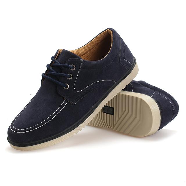 2016 новый мужской обуви холст обувь zapatos hombre мужские продаж повседневная замши ...
