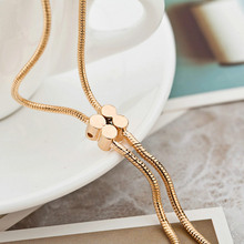 Neoglory Fashion Long Maxi Necklace Charm Brand Statement Jewelry Gift Best Girl Friend 2016 New Simp
