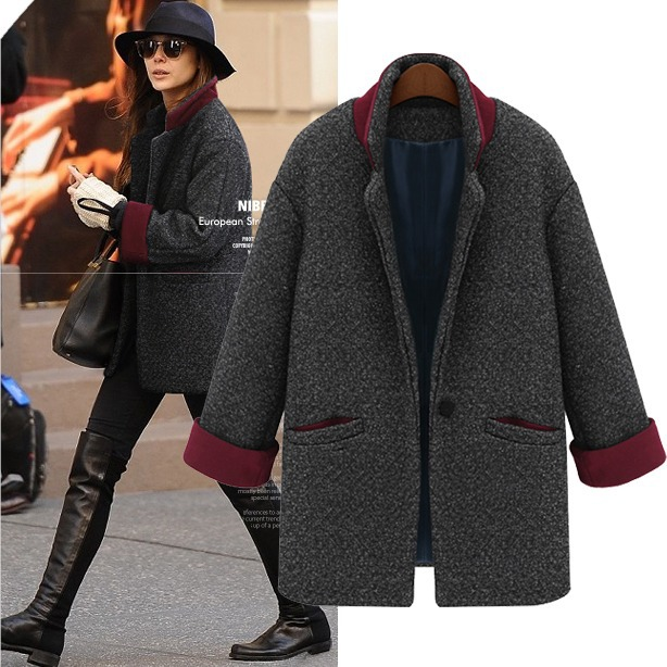 Oversized Jacket Womens Photo Album - Reikian