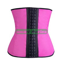 Women Waist Training Corsets Shapers Waist Trainer Latex Ann Chery Vest Waist Cinchers trainers Corpetes espartilhos Body(China (Mainland))
