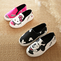 Hello Kitty Children casual Shoes Girls Baby Canvas Sneakers Minnie Mouse Sneakers Kids sports Shoes For