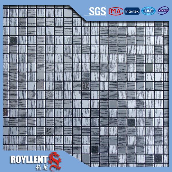 Royllent acp mosaic wall tile cheap parquet adhesive for What is the cheapest building material