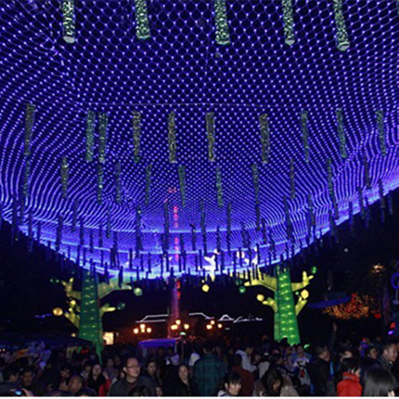 Online Get Cheap Led Net Christmas Lights Alibaba Group