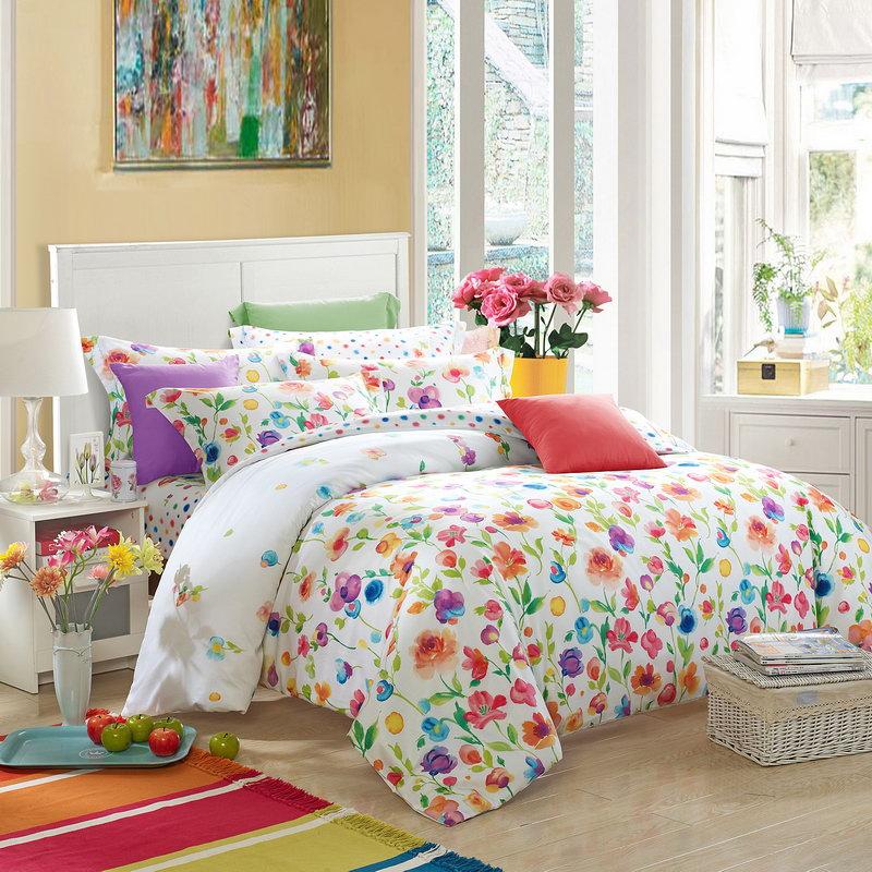 Online Buy Wholesale Rainbow Comforter From China Rainbow