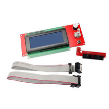 LCD 2004 Smart Display Controller for RAMPS 1.4 RepRap 3D printer Electronics