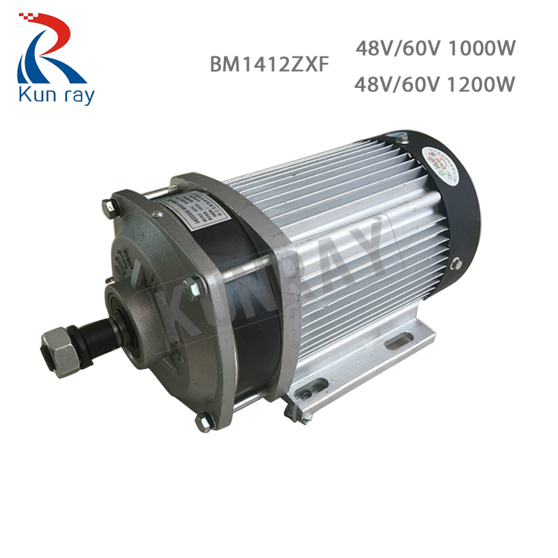 Bicicleta Eletrica Bm1412zxf 1200w 60v 1000w Brushless Motor For E-trike Electric Bike Bicycle Kit Tricycle Accessories(China (Mainland))