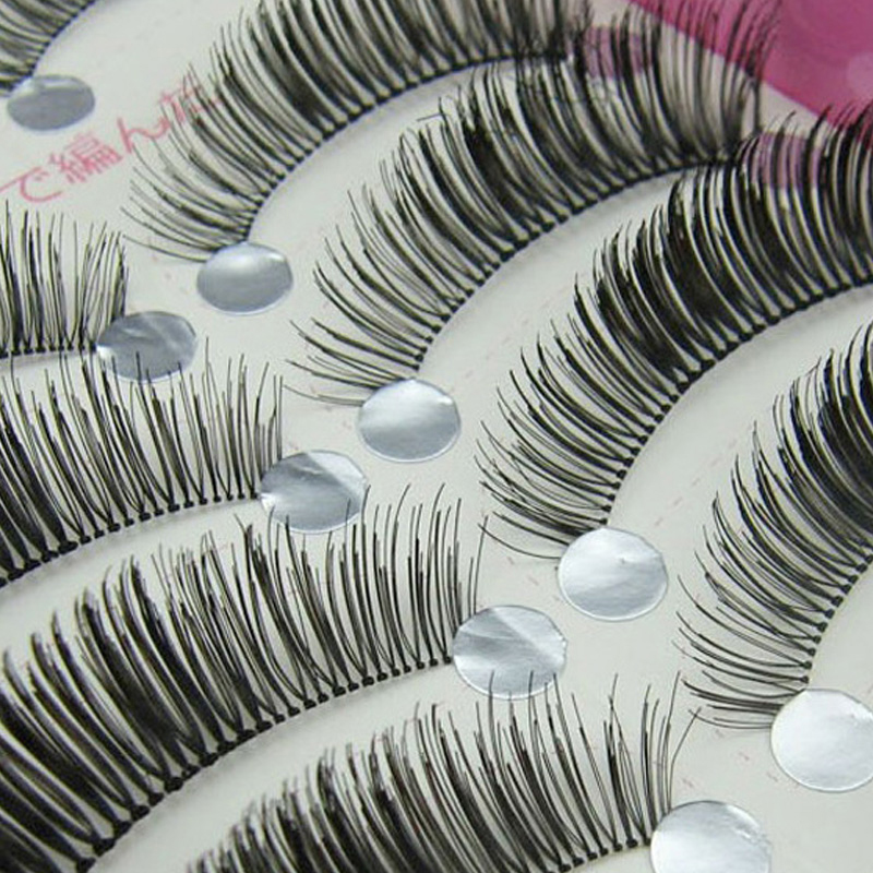 Professional 30pair False Eyelashes Extension Fake Eyelashes Eye Lashes Natural False Eyelashes Makeup Beauty Tools(China (Mainland))