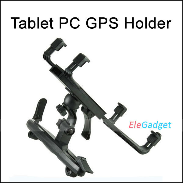 Tablet PC Universal Holder Mount Android Tablet Kindle fire 8 inch to 10 inch fit car holder station