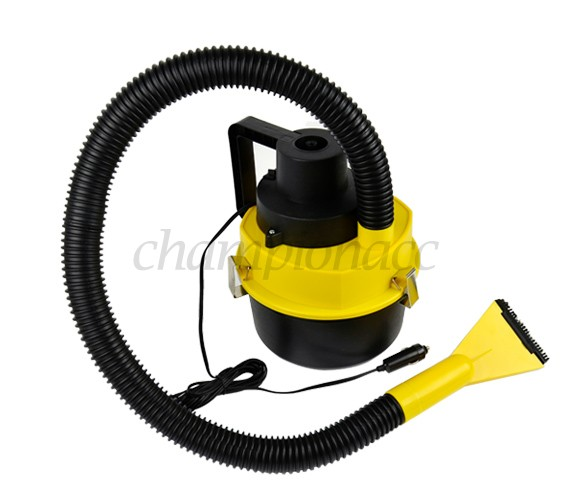 New Portable Wet&Dry Collector Inflator Air Auto Car Home Dust Vacuum Cleaner B11 8743
