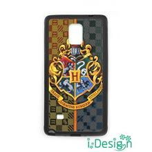 Fit for Samsung Galaxy mini S3/4/5/6/7 edge plus+ Note2/3/4/5 skins cellphone case cover Hot Selling Harry Potter Hogwarts Badge