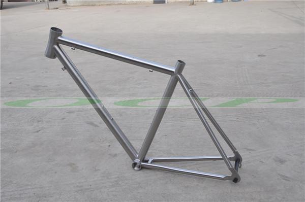 Top Titanium Frame Road Bike Frame Titanium Alloy Customized Super Light(China (Mainland))