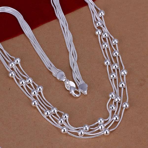 Колье-цепь OEM 925 SMTN213 NECKLACE браслет цепь oem lx ah211 925 925 aigaizna buraklya bracelet