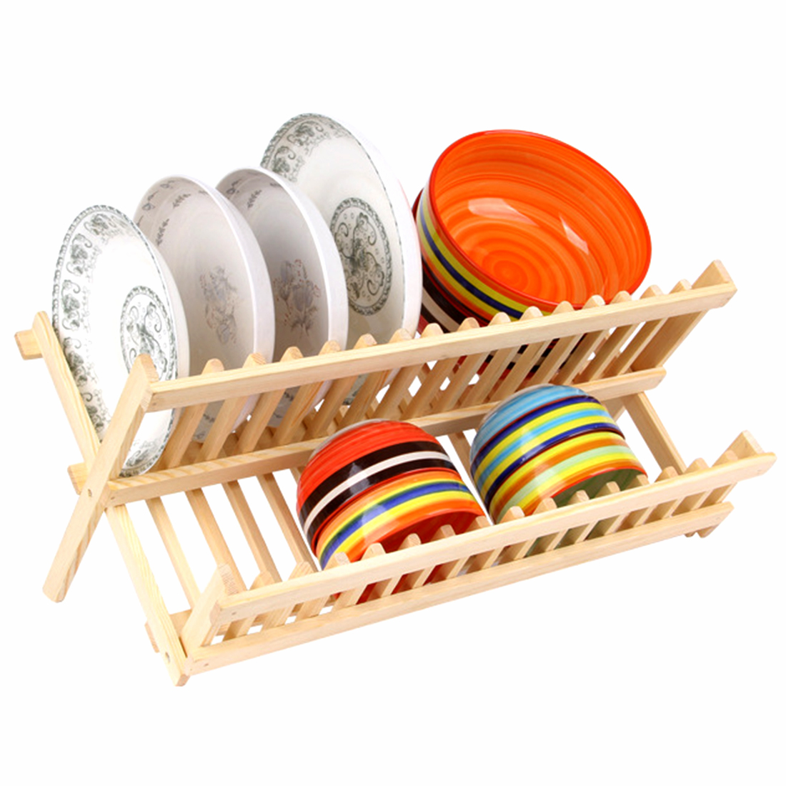 Online kopen Wholesale 3 layer dish rack uit China 3 layer dish ...