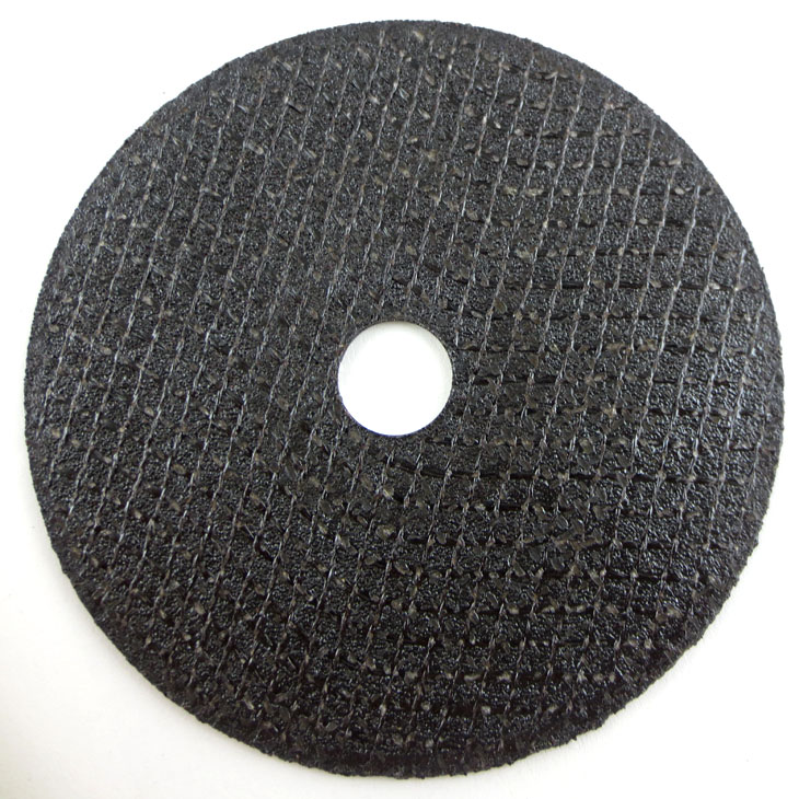 Фотография Cut piece of stainless steel special grinding wheel 107*1.0*16 double mesh blade sharp and durable
