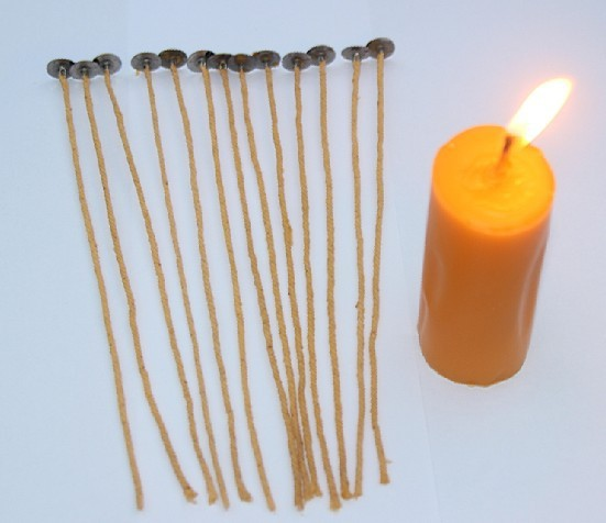 Natural Organic Candle Wicks