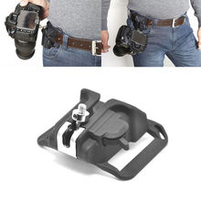 Compact Fast Loading Camera Holster Waist Belt Buckle Button Mount For Canon For Nikon For Nikon For all DSLR Cameras(China (Mainland))
