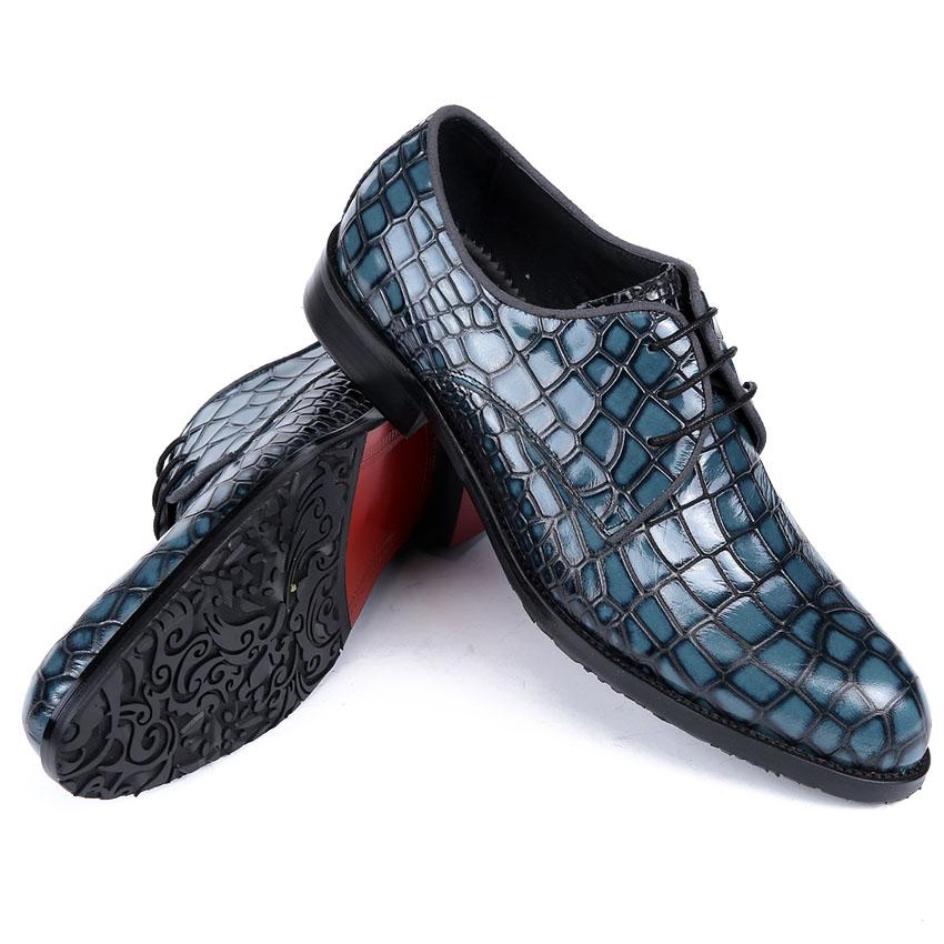 Lace mens dress shoes