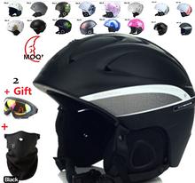 Arrive in 18-39 days! Ski helmet Ultralight and Integrally-molded professional Snowboard helmet Unisex Skateboard helmet(China (Mainland))