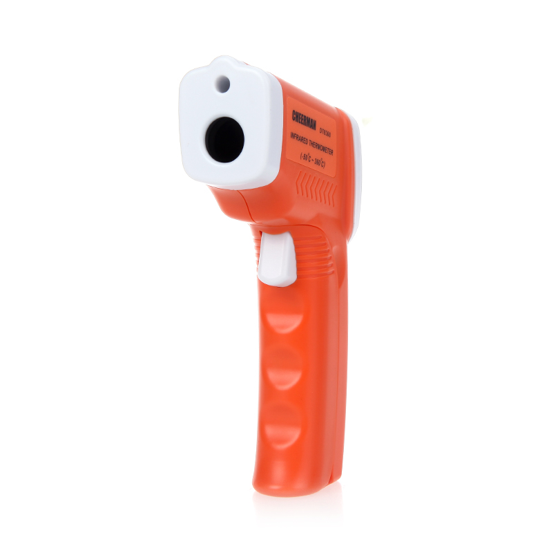 DT8360 Non-Contact IR Infrared Thermometer Laser LCD Digital Temperature Gun with Backlit -50~360 DegreeTemperature Instruments(China (Mainland))