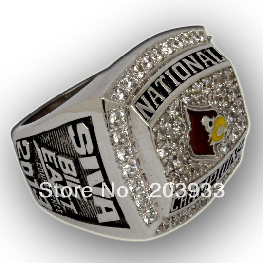 2013 Louisville Big East Conference National Championship Ring Custom Champi
