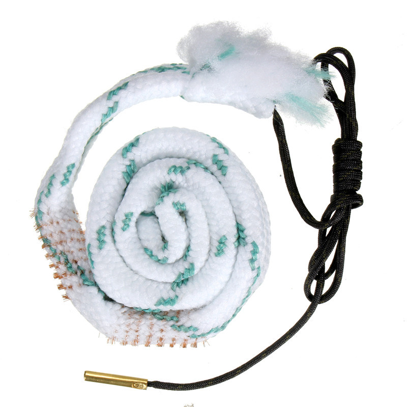 2015 New Arrival Rifle Pistol Bore Snake Gun Cleaning 12 Gauge Caliber Bore Cleaner High Quality