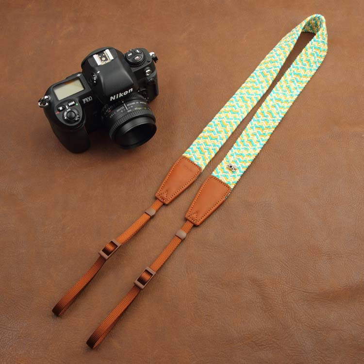 Camera Accessories Famous Brand cam-in General Weave Series cam8794 Dslr Camera Strap Vintage Waterproof Camera Strap OEM/ODM(China (Mainland))