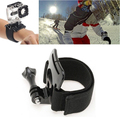 Adjustable Wrist Strap Elastic Wrist Band Arm Strap Mount for Gopro Hero 3 3 4 Xiaomi