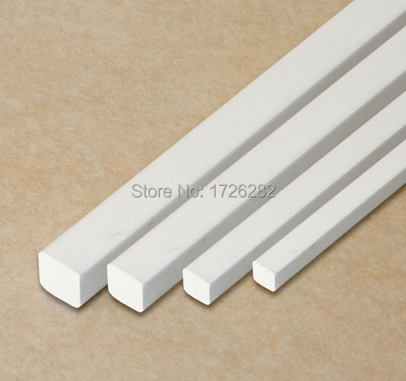 Polypropylene Building Material : Plastic building material outdoor model rod round