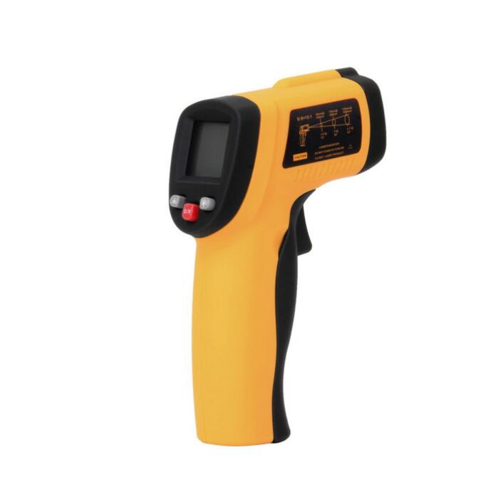 Infrared thermometer GM550 non contact Digital infrared thermometer with laser -50~550C -58~1022F degree